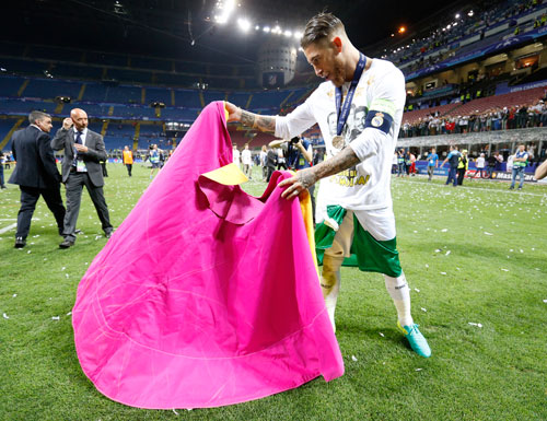 Ramos: Kẻ tiêu diệt giấc mơ cúp C1 của Atletico - 2