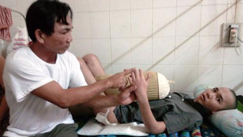 Hi hữu: Bị nạn gần nhà, 4 tháng thân nhân mới tìm ra - 1