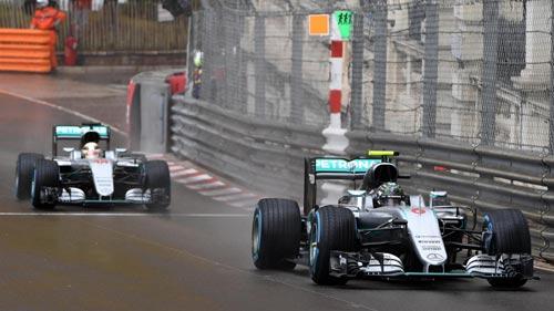 F1, Monaco GP: Sai một ly đi một dặm - 1