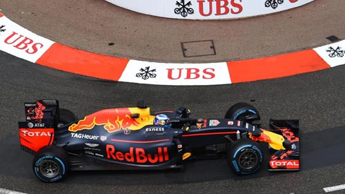 F1, Monaco GP: Sai một ly đi một dặm - 2