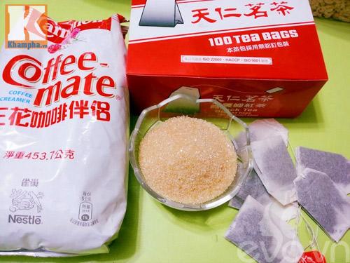 Cách pha trà sữa Đài Loan ngon chuẩn, an toàn - 1