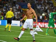 Bóng đá - Giành cúp C1 nhưng Ronaldo không quan tâm QBV