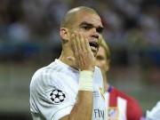 """Bóng đá - """"Kịch sỹ"""" Pepe bị gọi là """"gã khốn"""""""