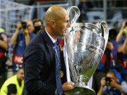 Bóng đá - Giúp Real đăng quang, Zidane lập liền 2 kì tích