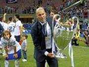 """Bóng đá - """"Kẻ đóng thế""""  Zidane: Thép đã tôi thế đấy"""