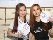 """Dàn hot girl Real Madrid """"tỏa sáng cảm xúc"""" chung kết cúp C1"""