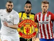 Bóng đá - MU: Mourinho săn 2 SAO đá chung kết Champions League