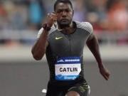 Tin thể thao HOT 29/5: Gatlin chạy 100m nhanh nhất năm