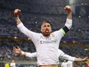 Bóng đá - Ramos: Kẻ tiêu diệt giấc mơ cúp C1 của Atletico