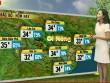Dự báo thời tiết VTV 29/5: Miền Bắc trưa nắng oi, chiều mưa giông
