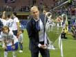 """""""Kẻ đóng thế""""  Zidane: Thép đã tôi thế đấy"""