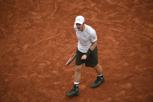 Murray - Isner: Thảm họa điều bóng (V4 Roland Garros) - 1