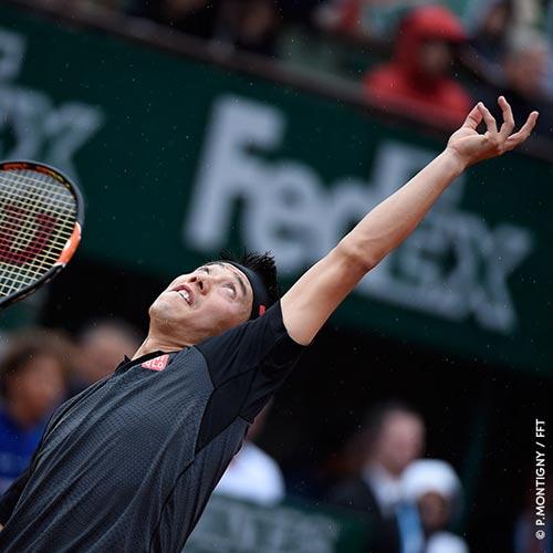 Nishikori – Gasquet: Bẻ kiếm samurai (V4 Roland Garros) - 1