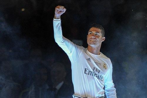 "Real - Ronaldo quậy tung Bernabeu mừng ""Undecima"" - 4"