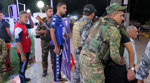 12 fan Real bị thảm sát khi xem chung kết C1 - 1