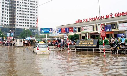 Còn lụt nhiều vì quy hoạch bị băm nát - 1