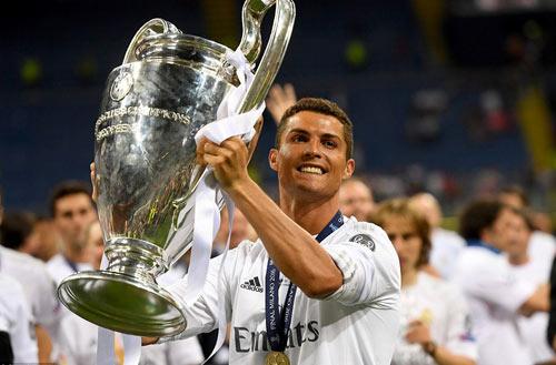 """Ronaldo """"độc hành"""" giải Cầu thủ hay nhất cúp C1 - 3"""