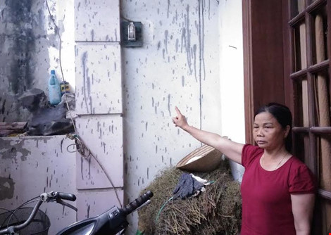 Nghi án côn đồ đột nhập vào nhà, trộm gần 100 triệu đồng - 2