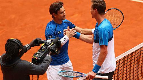 Roland Garros ngày 9: Hủy bỏ tất cả các trận - 6