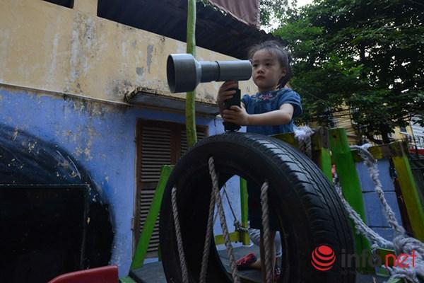 Trẻ em ở Hà Nội đang thiếu thốn sân chơi - 10