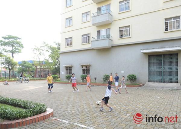 Trẻ em ở Hà Nội đang thiếu thốn sân chơi - 6