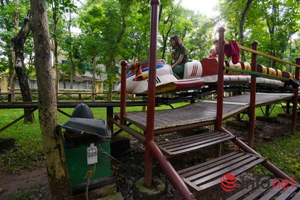 Trẻ em ở Hà Nội đang thiếu thốn sân chơi - 7