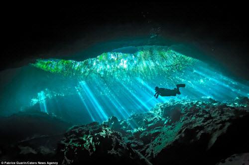 Khám phá nghĩa địa dưới nước của người Maya cổ - 2