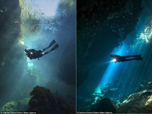 Khám phá nghĩa địa dưới nước của người Maya cổ - 4