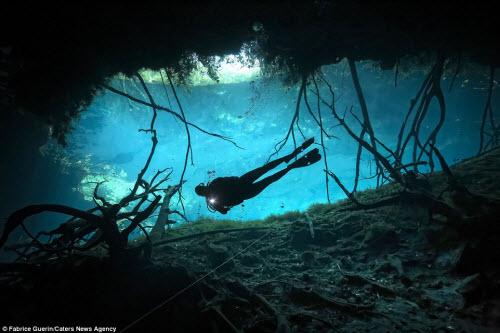 Khám phá nghĩa địa dưới nước của người Maya cổ - 6