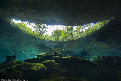 Khám phá nghĩa địa dưới nước của người Maya cổ - 7