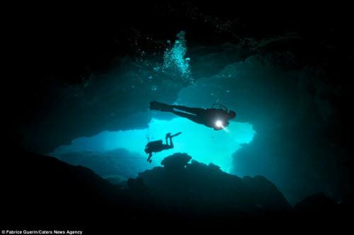 Khám phá nghĩa địa dưới nước của người Maya cổ - 8