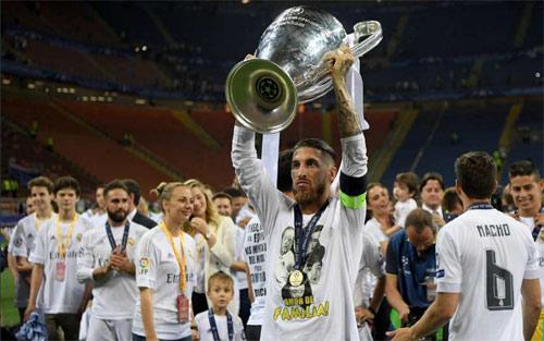 Đội hình tiêu biểu cúp C1: Madrid áp đảo, Barca vắng bóng - 1