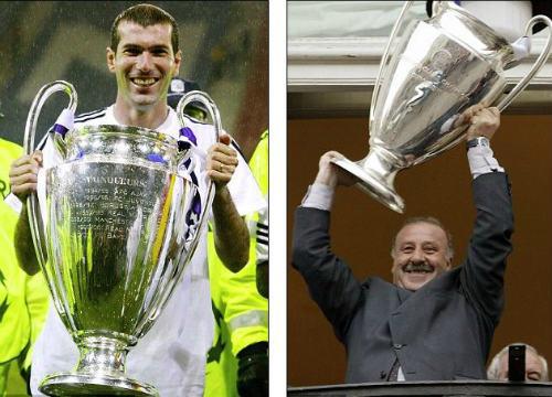 HLV Zidane vô địch cúp C1: Xin đừng là Di Matteo 2.0 - 2