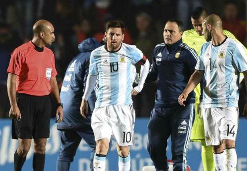 "Messi dần hồi phục, vẫn ""còn cửa"" dự Copa America - 1"