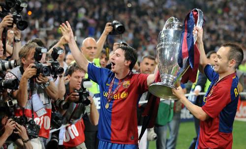 Vừa có cúp C1, Ronaldo vẫn thua xa Messi về danh hiệu - 2