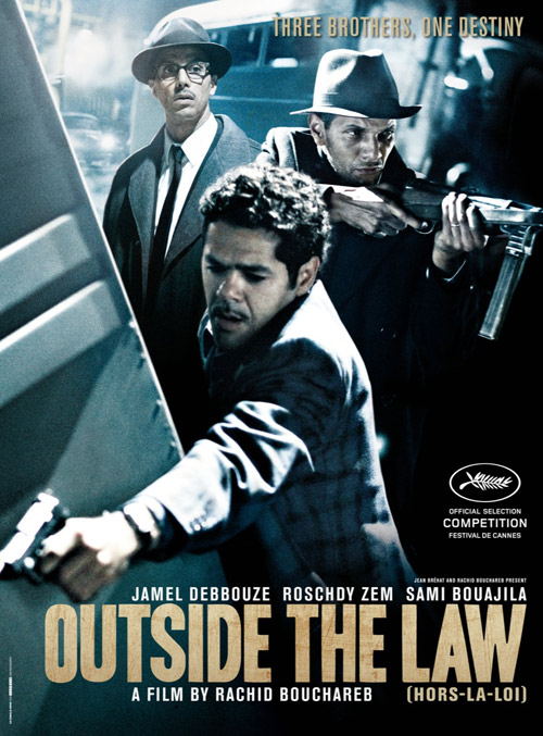 Trailer phim: Outside The Law - 1