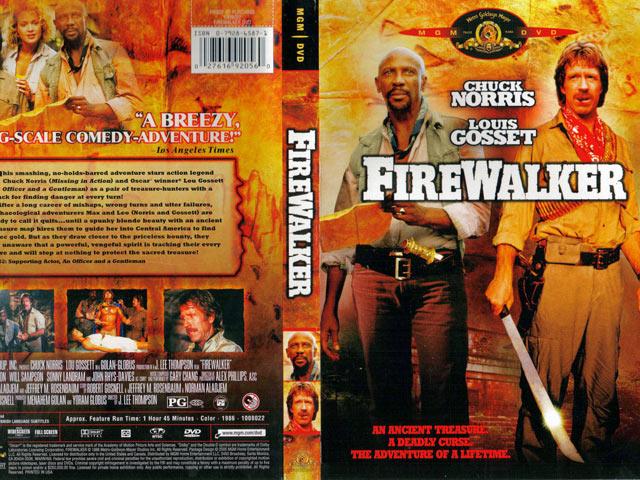 Trailer phim: Firewalker - 1