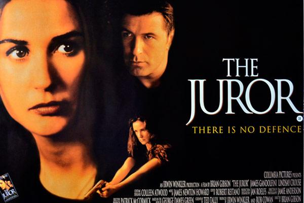 Trailer phim: The Juror - 1