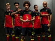 """Bóng đá - ĐT Bỉ dự Euro 2016: Niềm tin vào """"Thế hệ vàng 3.0"""""""