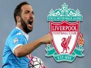 Tin HOT trưa 30/5: Higuain chọn Liverpool thay vì Arsenal