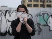 Bạn trẻ - Cuộc sống - Ngỡ ngàng trước tài ảo thuật của chàng khiếm thị Mỹ