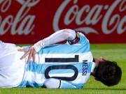 """Bóng đá - Messi dần hồi phục, vẫn """"còn cửa"""" dự Copa America"""