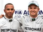 Thể thao - Tin thể thao HOT 30/5: Hamilton khen Rosberg là một quý ông
