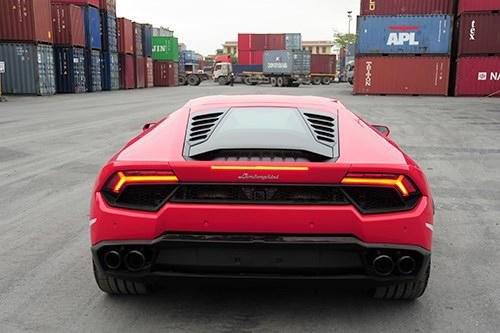 Sau 1/7 xe Lamborghini Huracan tăng giá hơn 5,5 tỷ đồng tại VN - 4