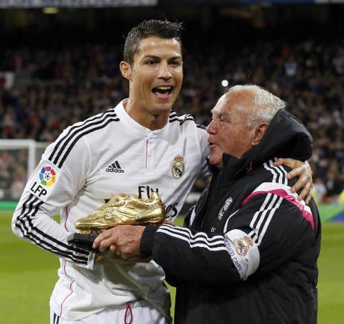 Real 11 lần vô địch C1: Ronaldo chưa được ưa thích nhất - 1