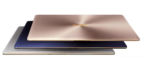Asus trình làng ZenBook 3 mỏng và nhẹ hơn MacBook - 1
