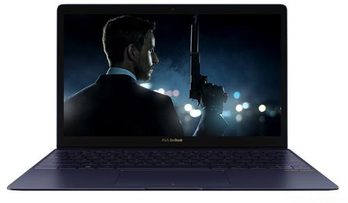 Asus trình làng ZenBook 3 mỏng và nhẹ hơn MacBook - 4