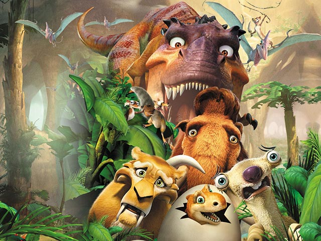 Trailer phim: Ice Age Dawn of the Dinosaurs - 1