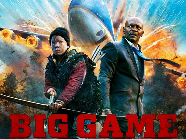 Trailer phim: Big Game - 1