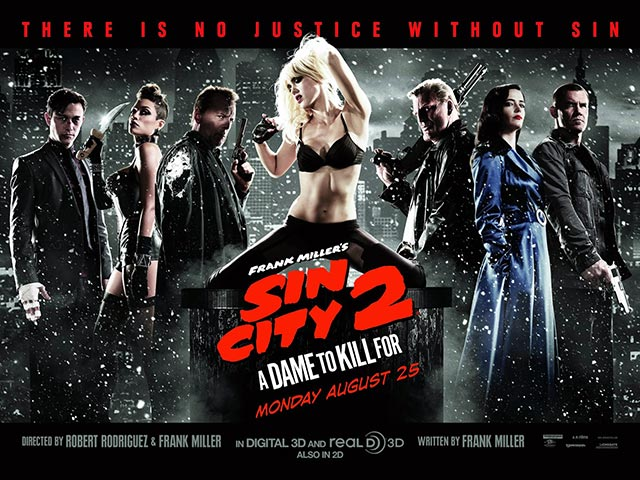 Trailer phim: Sin City: A Dame to Kill For - 1